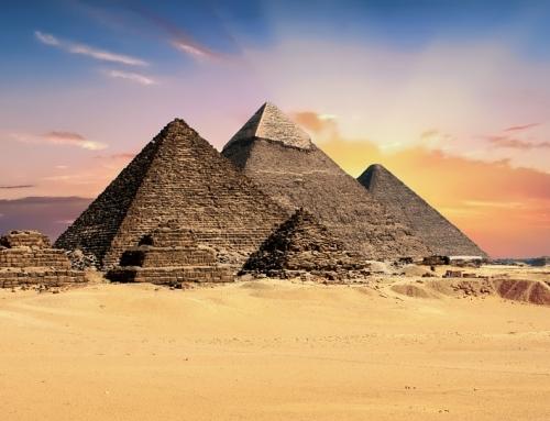 A Piramisok titka